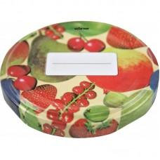 58mm Twist top lids with Fruit Pattern (RTO029)