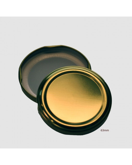 70mm Twist top sauce bottle lids