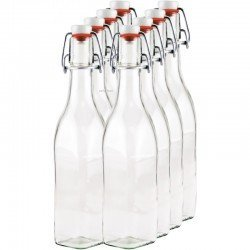 8 x 250ml Swing Top Bottle myRex