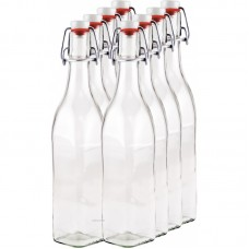8 x 500ml Swing Top Bottle myRex