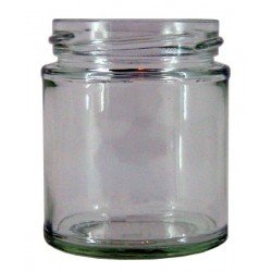 90 x 40ml Round Jam Jars no lids