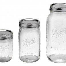 Regular Mouth Single Jars