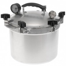 All American 15.5 Quart (15 Litre) Pressure Canner