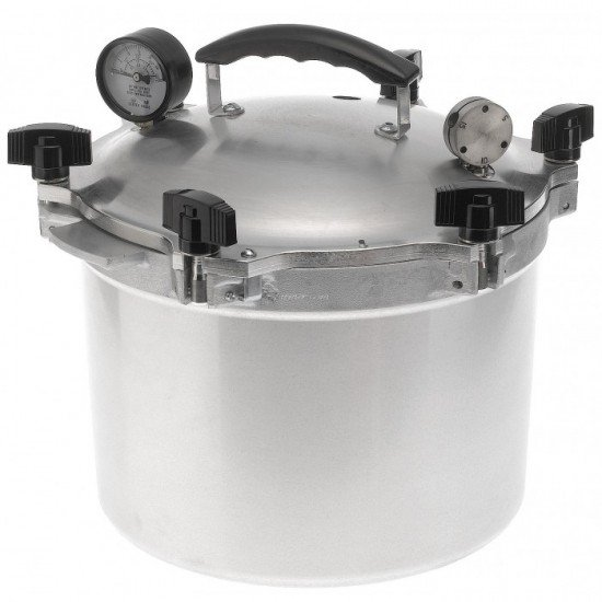 All American 15.5 Quart (15 Litre) Pressure Canner