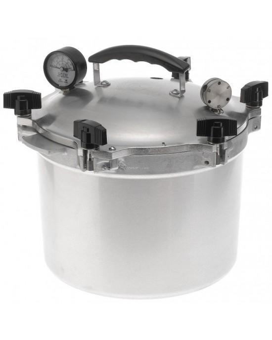 All American 15.5 Quart (15 Litre) Pressure Canner (915)