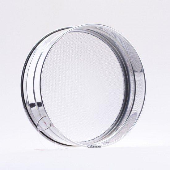 Drum Sieve / Tamis / Mouli Drum Sieve Sifter Stainless Steel 23cm