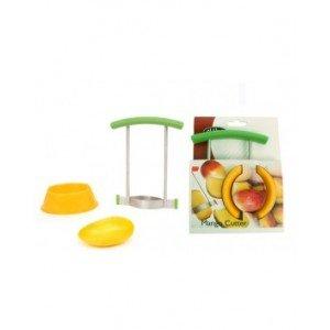 Easy Mango Slicer and Holder