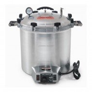 Electric Steriliser / Autoclave All American 25 Quart (24 Litre) 50X-240V