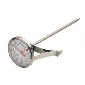 Ezi Milk Thermometer Stainless Steel