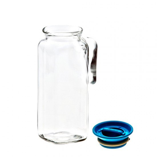 Frigoverre Glass Storage Jug with Seal 1 litre