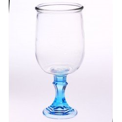 Glass Wine Goblet Weck Tulip  1 Litre