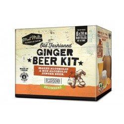 Homemade Old Fashioned Ginger Beer Kit - Fermented Ginger Beer