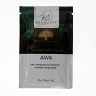 Homemade Wine Yeast  AW4 Germanic Aromatic White Wines  FREE POSTAGE (Australia Only)