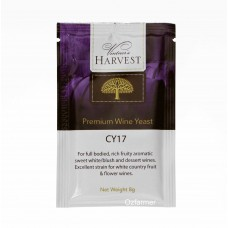 Homemade Wine Yeast CY17 Sweet White Blush And Dessert Wines  FREE POSTAGE (Australia Only)