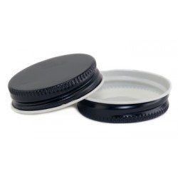 Lid One Piece 38mm Screw Top CT USA Quality BPA FREE