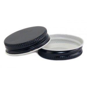 Lid One Piece 38mm Screw Top CT USA Quality BPA FREE