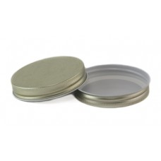 Lid One Piece 83mm Screw Top CT USA Quality BPA FREE GOLD