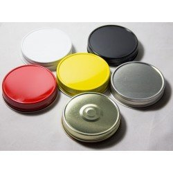 Lid One Piece 70mm Storage Regular Mouth BPA FREE