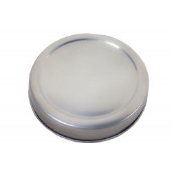 Lid Stainless Steel 70mm Regular Mouth With Food Grade Silicone Seal