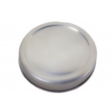 Lid Stainless Steel 86mm Wide Mouth With Food Grade Silicone Seal x 1