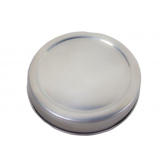Lid Stainless Steel 86mm Wide Mouth With Food Grade Silicone Seal Suits Ball Mason Jars And Wide Mouth Handle Jars
