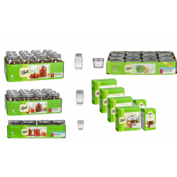 Regular Mouth Mason Jars Package Deal Free Shipping Australia / New Zealand