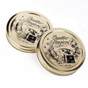 Replacement Lids suit Bormioli Rocco Quattro Stagioni Canning Jars.