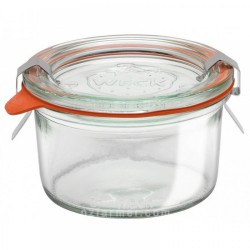 12 x 165ml Weck Tapered Jars - 976