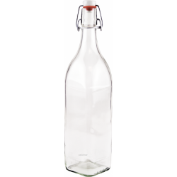 1 x 1L Rex Juice Bottle with Swing Top Lid