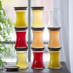 6 x 200ml Weck Cafe Deli Jar - 995