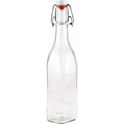 1 x 250ml Rex Juice Bottle with Swing Top Lid