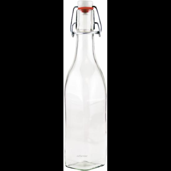 1 x 250ml Rex Juice Bottle with Swing Top Lid (010024)