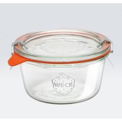 6 x 290ml Weck Tapered Jar (Short) - 740