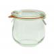 6 x 370ml Weck Tulip Jar- 746