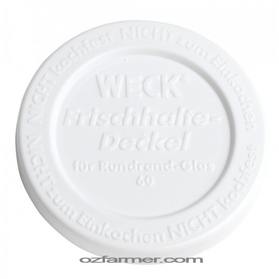 Lid Keep Fresh Snap On Cap Extra Small (40mm) Suit Weck (weck-keep-fresh-xs)