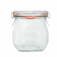 12 x 75ml Super Mini Tulip Jars WECK - 788