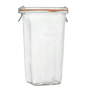 1 x 795ml Quadro Jar WECK - 769