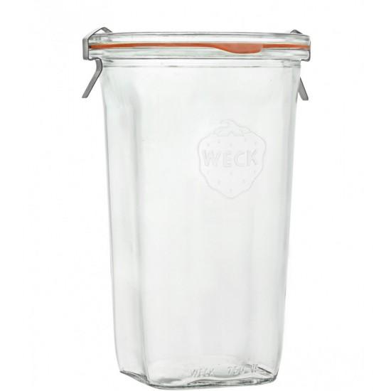 1 x 795ml Quadro Jar WECK - 769 (769exw)