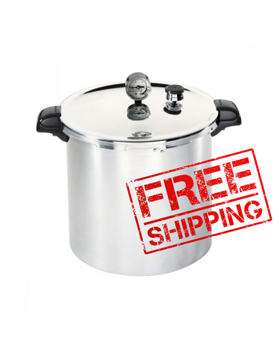 23 quart Pressure Canner / Cooker Presto Induction, Gas, And Electric Compatible  AUSTRALIAN BASED STOCK (01784)
